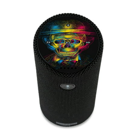 Skin Decal For Amazon Echo Tap Skins Stickers Cover / Skeleton In Derby (Collection Derby Cover)