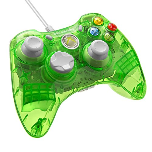 XBOX 360 ROCK CANDY WIRED CONTROLLER GR