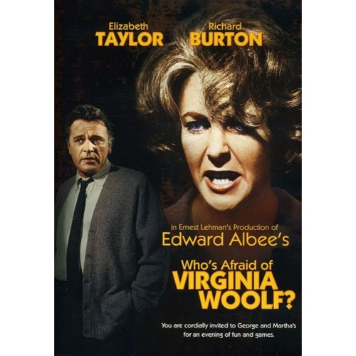 Who's Afraid Of Virginia Woolf? (1966) (Widescreen)