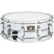 """Tama SC145 Stewart Copeland 5""""x14"""" Chrome Over Brass Snare Drum"""