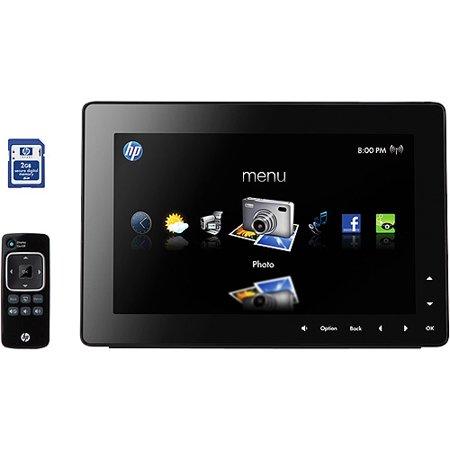 HP DreamScreen 130 - Digital AV player - flash 2 GB - 13 3