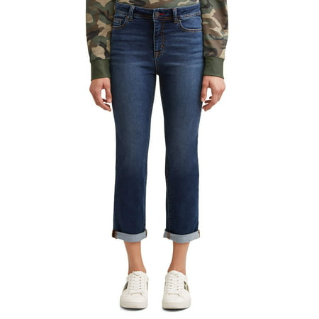 Maddy Straight Leg Jean Women's (Dark Wash) ()