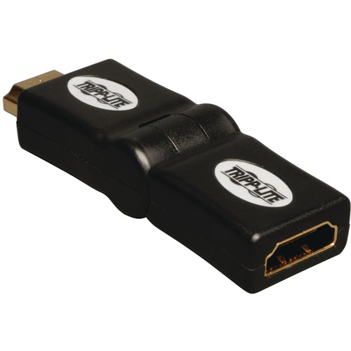 Tripp Lite P142-000-ud HDMI Male-to-Female Swivel Adapter