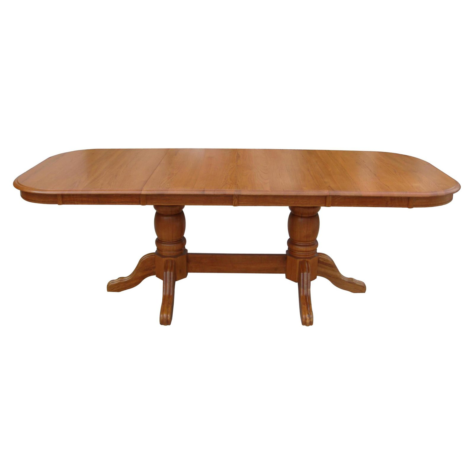 Chelsea Home Southernwood Double Pedestal Dining Table by Chelsea Home Furniture LLC.