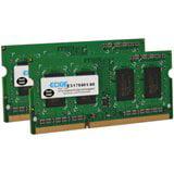 8GB 2X4GB KIT PC310600 DDR3 204PIN SODIMM