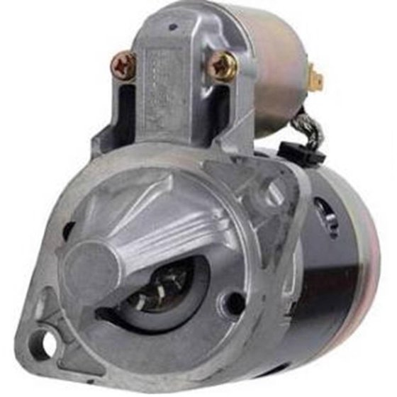 NEW STARTER FITS YALE FORKLIFT 9069916-00 906991601 M3T30981 4780-18-400  4780-18-400A