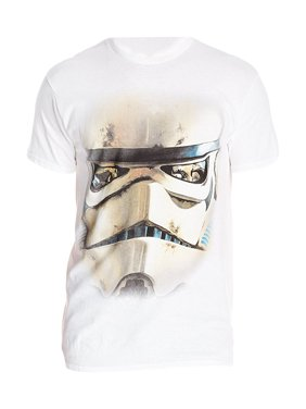 wholesale dealer 37156 ede0b Product Image Star Wars Stormtrooper Big Face Graphic T-Shirt   XL