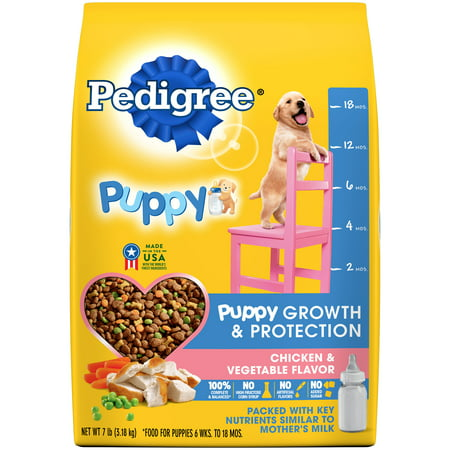 Dry Pedigree Puppy Food Pets At Home