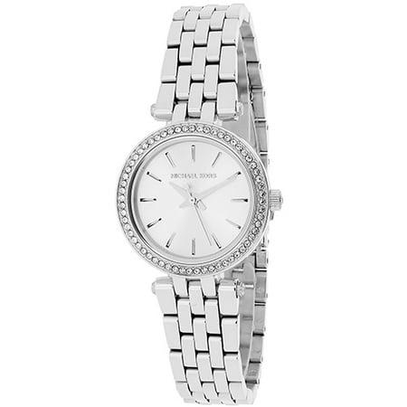 23 Ladies Mini Watch (Michael Kors Women's Mini Darci Stainless Steel Watch MK3294)