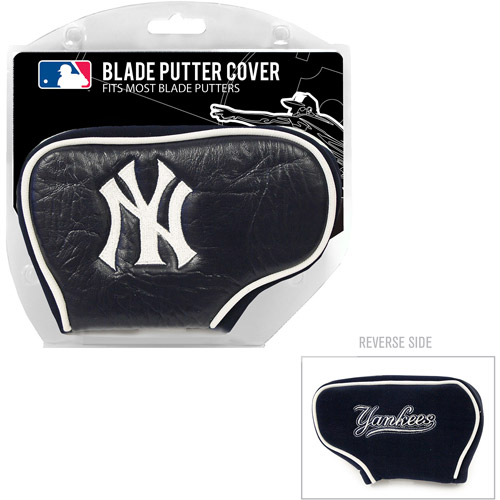 Team Golf MLB New York Yankees Golf Blade Putter Cover