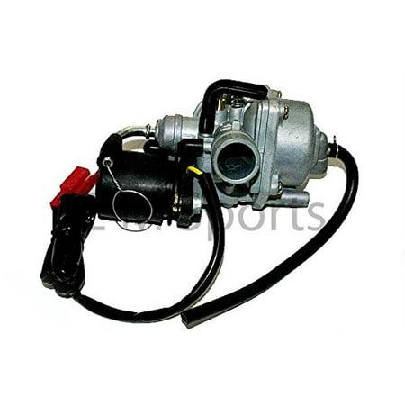 Lumix GC Carburetor Carb Parts For 2 Stroke Scooter Moped Bike 49cc 50cc  1PE40QMB
