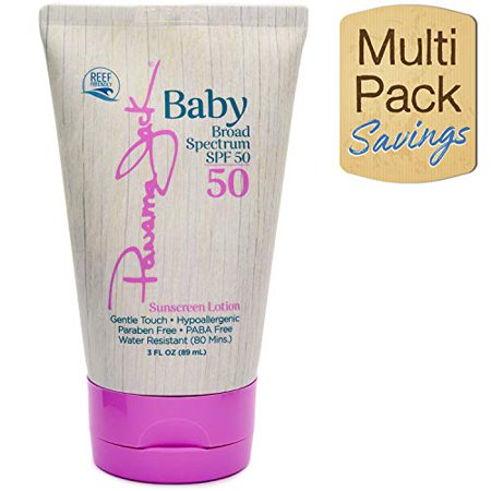 Panama Jack Baby and Kids Sunscreens Multi-Packs (Pack of 1, Baby Broad Spectrum Sunscreen Lotion) - image 2 of 5