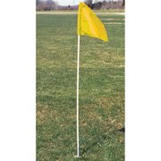 Yellow Soccer Field Marker Set
