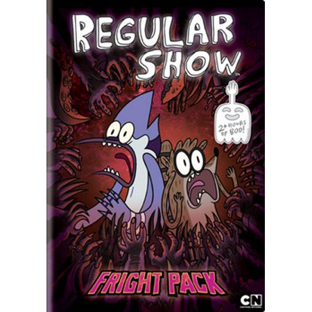 Regular Show: Fright Pack (DVD) - Regular Show Halloween Iv