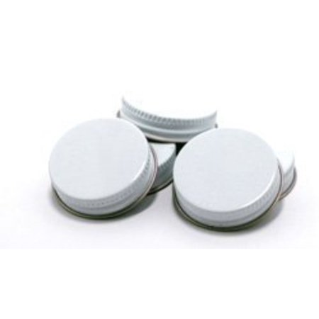 38mm Metal Screw SINGLE Cap (Fits most 1/2 & 1 gallon jugs) ()
