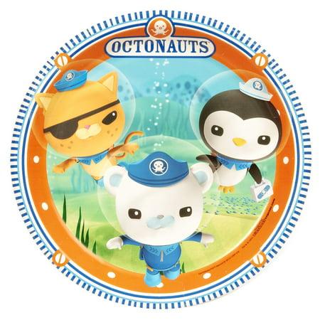 The Octonauts Dinner Plates (16) - Octonauts Characters Tweak