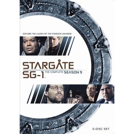 Stargate Sg 1  The Complete Season 09