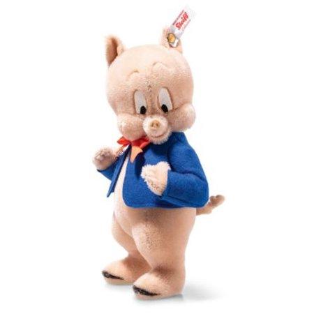 Steiff Looney Tunes Porky Pig Worldwide Limited Edition EAN -