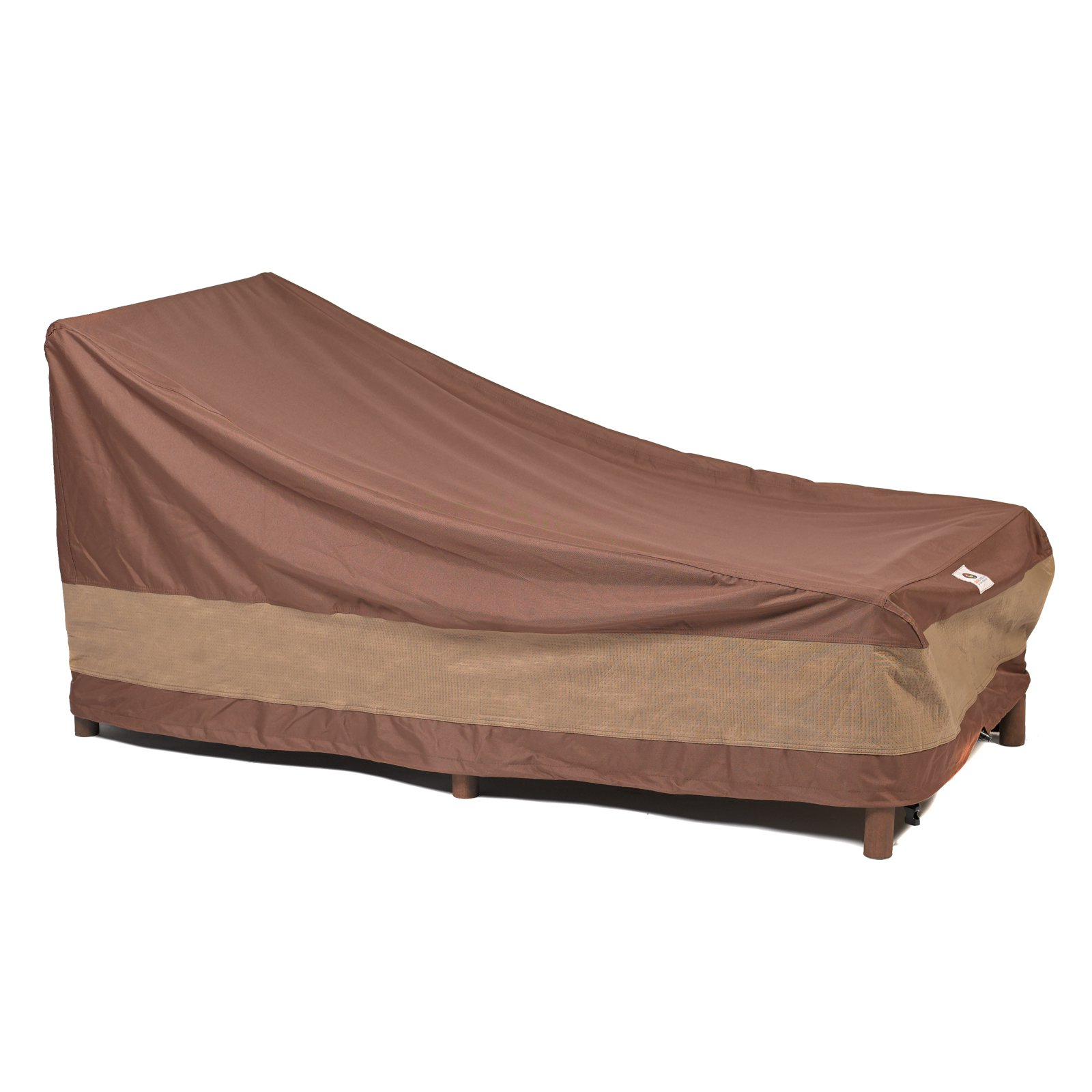 "Duck Covers Ultimate 80"" Patio Chaise Lounge Cover Walmart"