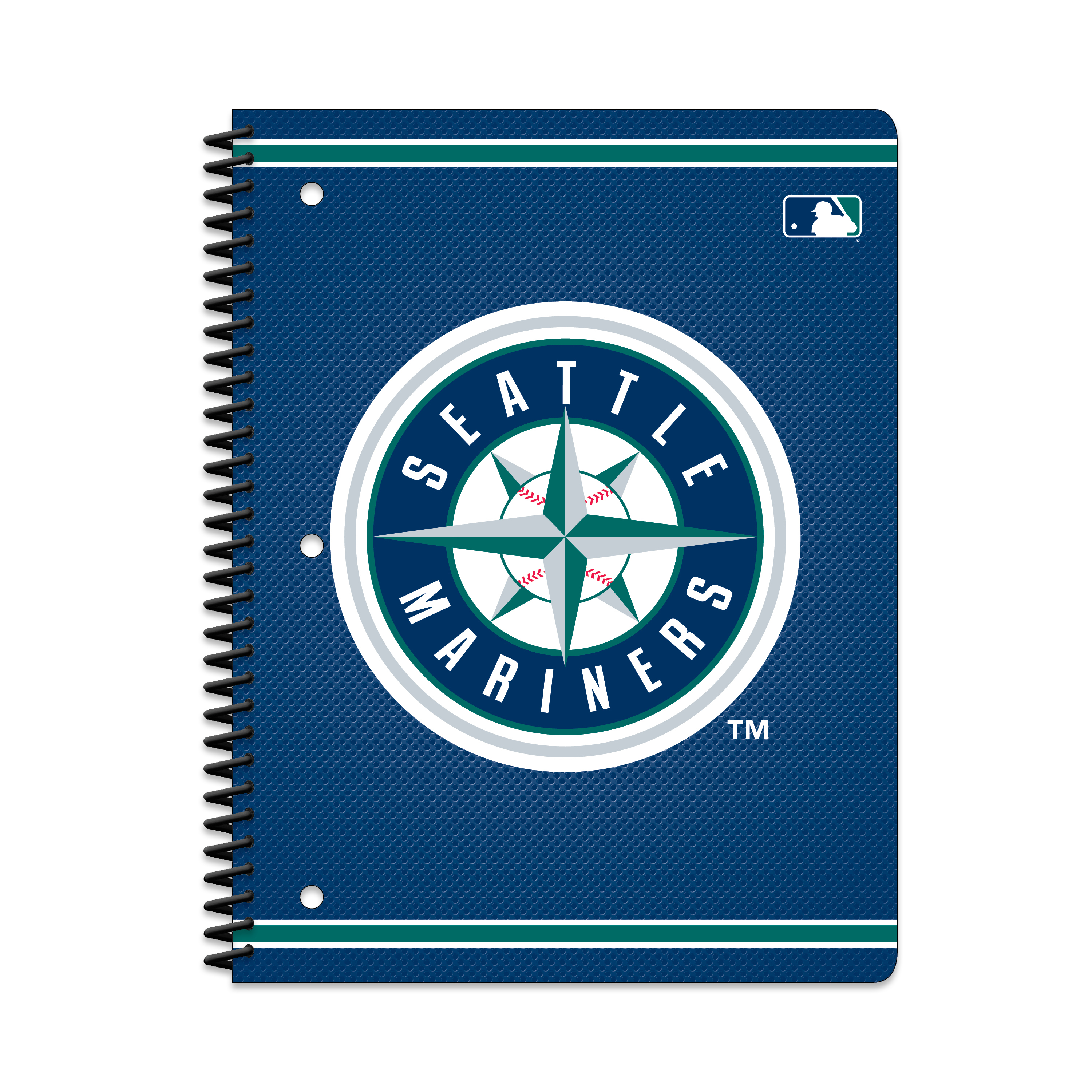 SEATTLE MARINERS CLASSIC 1-SUBJECT NOTEBOOK