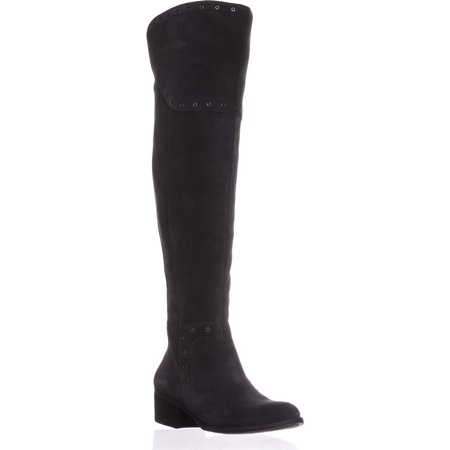 Womens Vince Camuto Bestan Wide Calf Over-The-Knee Boots, Granite
