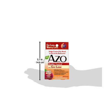 AZO BLADDER 54CT - Walmart com