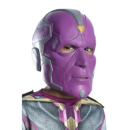 Avengers 2 Vision Child Mask