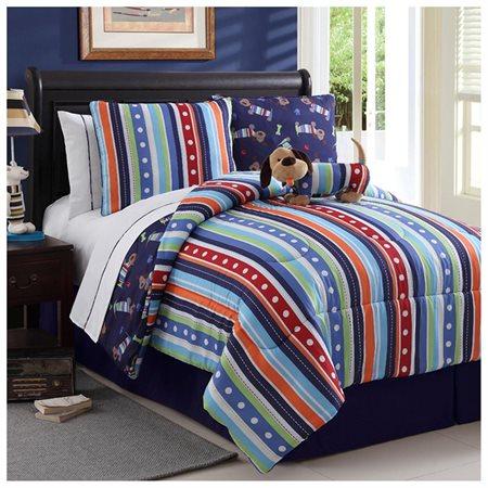 VCNY Dog Comforter Set