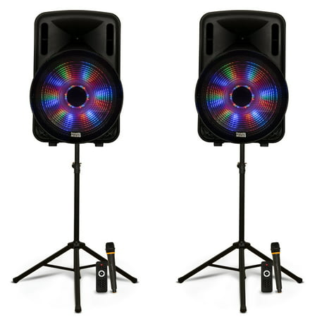 Acoustic Audio PRTY151 Battery Powered 15