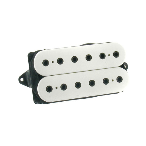 DiMarzio DP215F F Spaced Evo 2 Bridge Position Humbucker Pick Up in White by DiMarzio