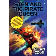 Sten and the Pirate Queen (Paperback)