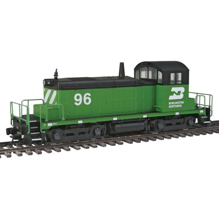 - Walthers HO Scale EMD SW1 Diesel Locomotive Burlington Northern/BN #96