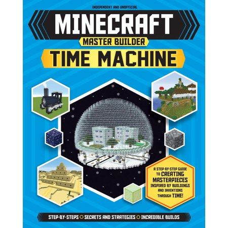 Minecraft Master Builder Time Machine - Minecraft Green