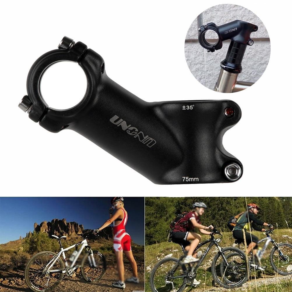 25.4 Stem 60mm 35 Degree Bike Handlebar Stem Riser MTB For FREE SHIP