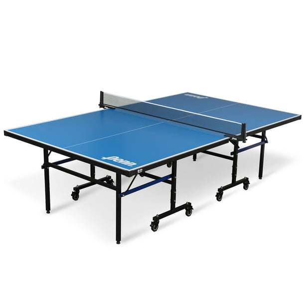 Penn Acadia Outdoor Table Tennis Table; 9 ft. x 5 ft. Table; USATT Approved Equipment; All-Weather Indoor and Outdoor Play; Sets up In Under 10 Minutes; Includes Table Cover
