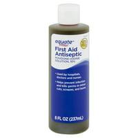 Equate First Aid Iodine Antiseptic, 8 fl oz