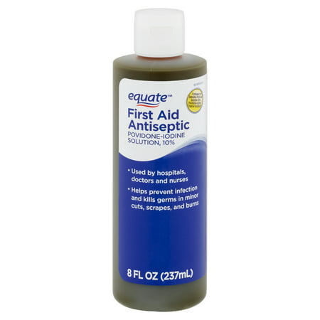 Equate First Aid Antiseptic, 8 fl oz