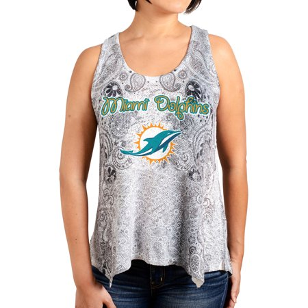 NFL Miami Dolphins Juniors Tank Top by
