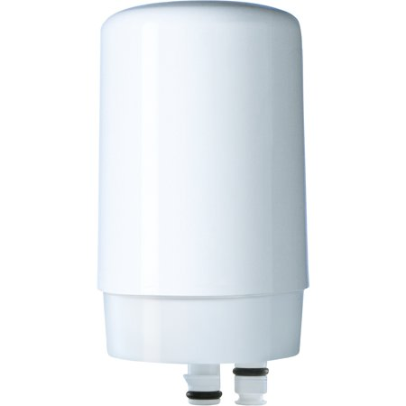 Link Filter Tap - Brita Tap Water Filtration System Replacement Filters For Faucets - White - 1 Count