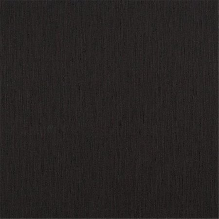 Designer Fabrics K0031C 54 inch Wide Black, Textured Solid Drapery And Upholstery Fabric