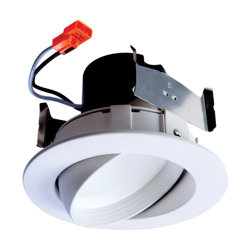 Halo Integrated LED 4'' Eyeball Recessed Trim