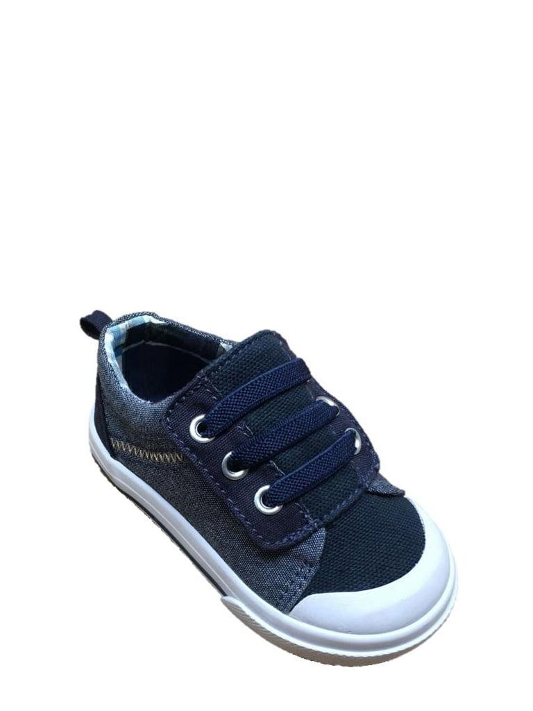 Boys' Pre-walk Cap Toe Casual Shoe