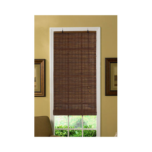 Radiance Venezia Flatstick Bamboo Roll-Up Blind