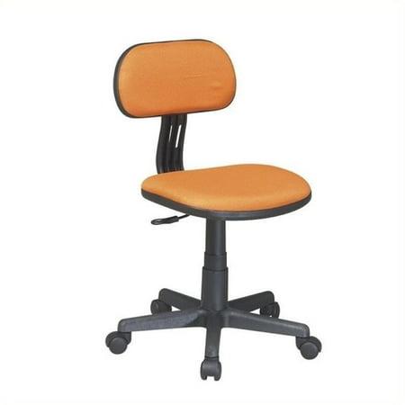 Scranton & Co Task Office Chair in Orange - image 3 of 3