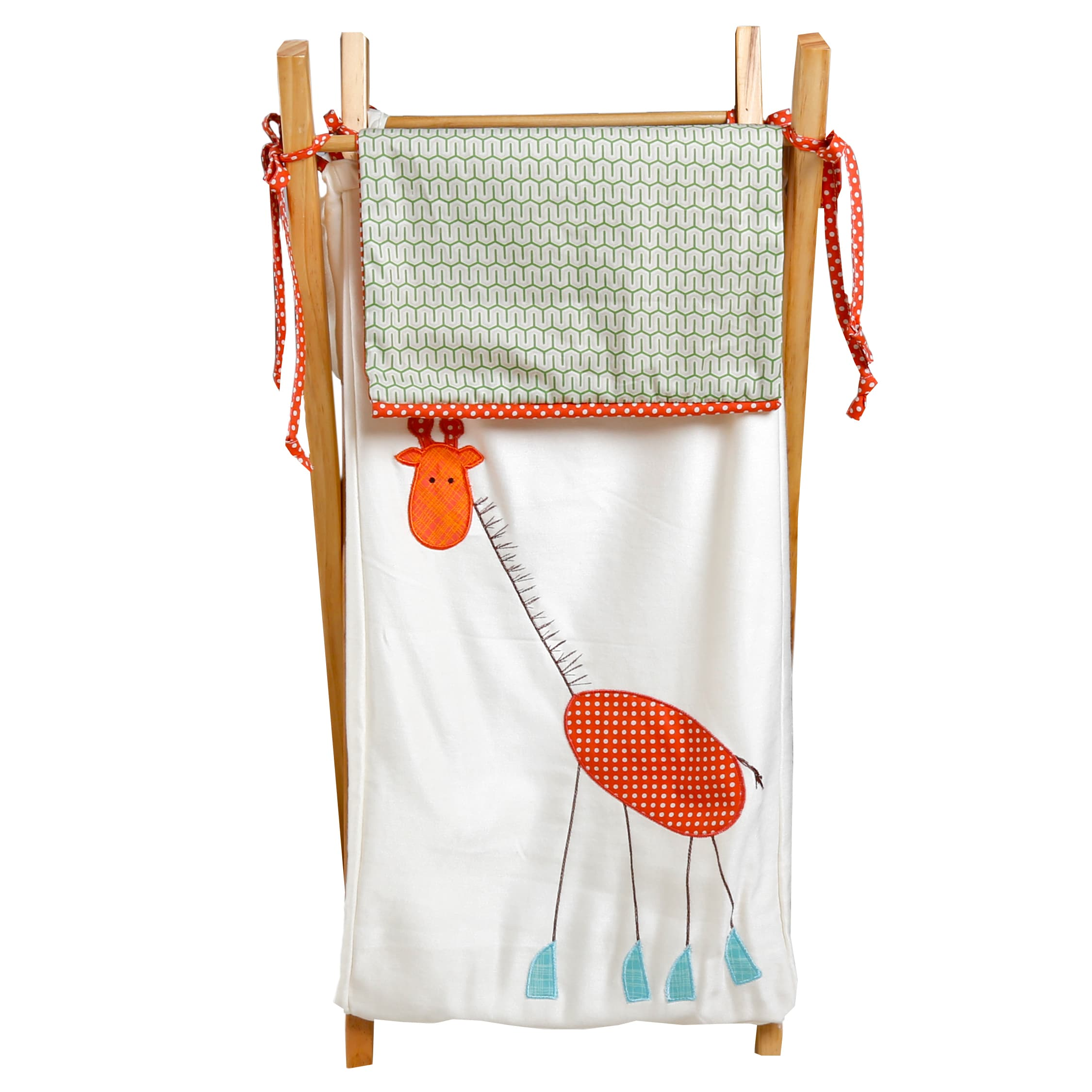Scribbles Hamper by Cotton Tale Designs by Cotton Tale Designs