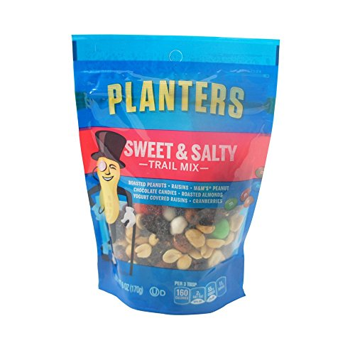 PLANTERS TRAIL MIX SWT NUT 6OZ