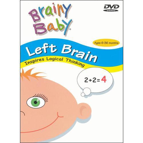 brainy baby left brain dvd classic edition