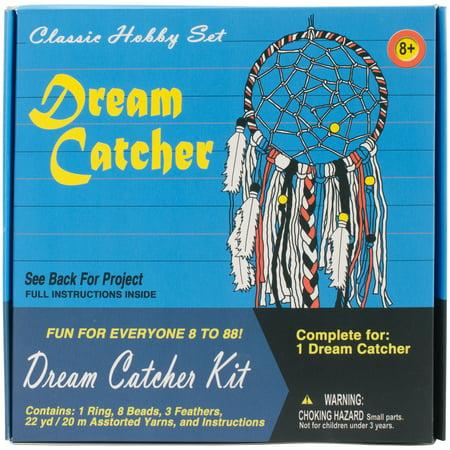 Dream Catcher Retro Craft Kit-