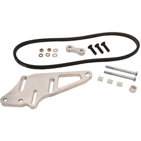 Motors 602 GM Crate Engine Power Steering Bracket Kit (602 Crate Engine)