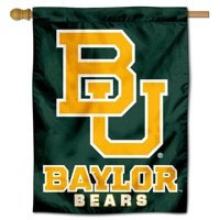 "Baylor Bears 30"" x 40"" Two Sided House Flag"